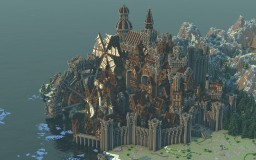 Conderial - Steampunk City
