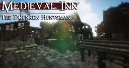 #WeAreConquest - Medieval Inn - The Drunken Huntsman Minecraft