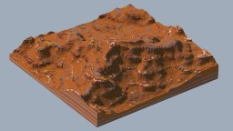 Messy Mountain Minecraft Map & Project