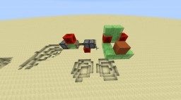 Move-able auto tnt cannon! (Tutorial) Minecraft Map & Project