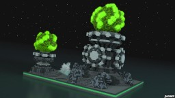 Space colonisation Minecraft Project