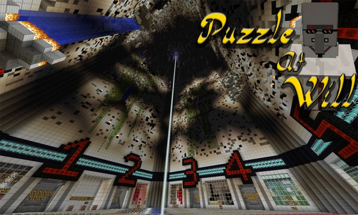 4 player puzzle maps minecraft