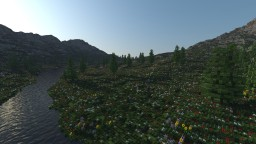 Remake of old map: valley Minecraft Map & Project