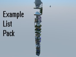 Example List Pack