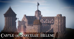 #WeAreConquest - Castle Sarcelle de Helene Minecraft Map & Project