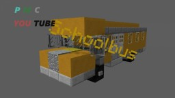 Schoolbus | Many Details | Well made Minecraft Project