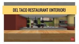 Del Taco Restaurant (Interior) | OR Minecraft Map & Project