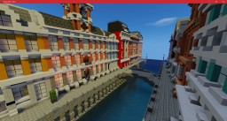 Amsterdam City IAS Minecraft Map & Project