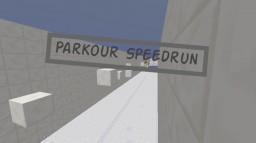 Parkour Speedrun Minecraft Map & Project