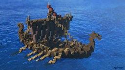 ·Viking Ship· Minecraft