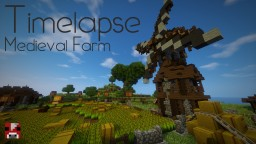 A Medieval Farm Minecraft Map & Project