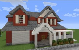 Traditional Minecraft House Minecraft Map & Project