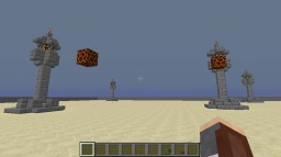 Turret System v2 Minecraft Project