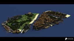 Colerepolis | Reworked | Island City Minecraft Map & Project
