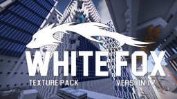 PROJECT WHITE FOX Minecraft Map & Project