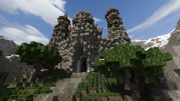 Fleckenstein [Fantasy Castle] Minecraft Project