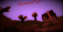 ZentoPvP Donator Mine Minecraft Map & Project