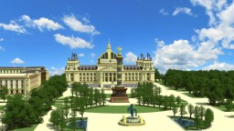 Reichstag of German Empire Minecraft