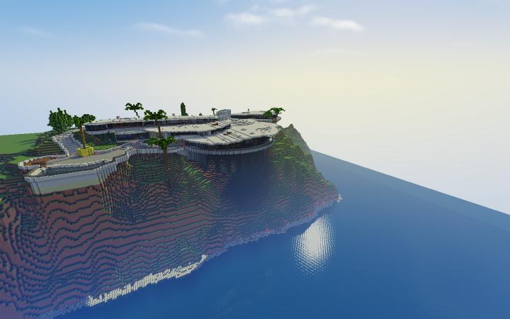 Tony Stark U0026 39 S Mansion Minecraft Project