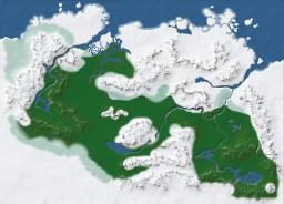 The Elder Scrolls Skyrim [11000x8000] EPIC MAP + WORLD PAINTER FILE. Minecraft