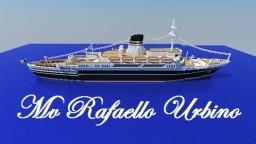 MV Raffaello Urbino Minecraft Map & Project