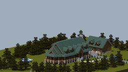 Quick log home build #2 Minecraft Project