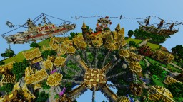 Hub ITC Minecraft Map & Project