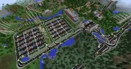 Bossianus Land Minecraft Amusement Park Map Minecraft Map & Project