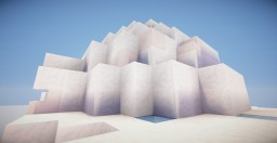 Igloo in a chunk!    For the Chunk Challenge! Minecraft Map & Project