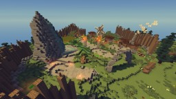 Penkurth Minecraft Map & Project