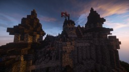 Medieval Castle Plot || By Kristof Minecraft Map & Project