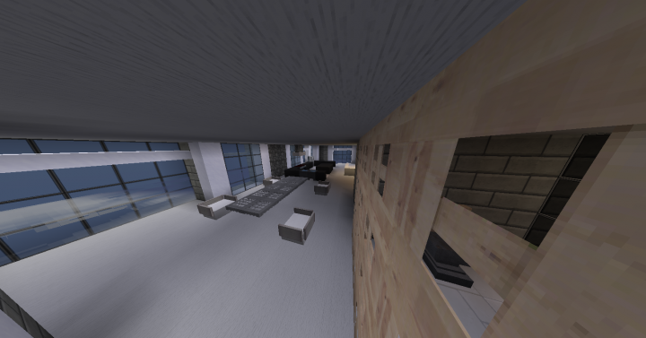 Modern Interior Minecraft Project