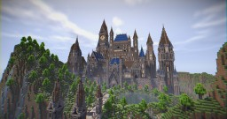 My first castle Minecraft Map & Project