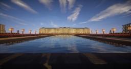 The Baryshnikov Estate Minecraft Map & Project