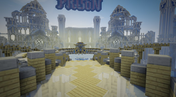 Citadel [FREE USE DOWNLOAD] Minecraft Project