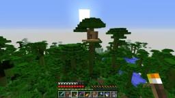 Tree Village Minecraft Map & Project