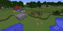 Leave a name in the comments Minecraft Map & Project
