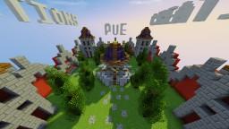 Spawn Hub #1 Minecraft Map & Project