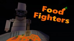 Food Fighters Minecraft Map & Project