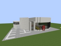 Car Dealership #2 (VANILLA) Minecraft Project