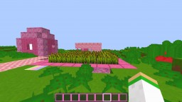 Strawburry 17 kawaii texturepack Minecraft Texture Pack