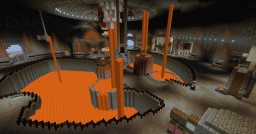 IronForge: World of Warcraft inspired build Minecraft