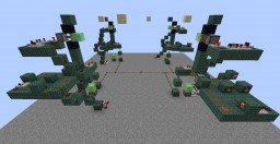 Block Launcher Minecraft Map & Project