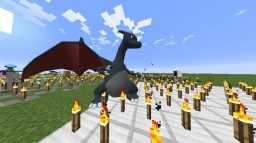 Pixelmon All Types Breeding Environments For Beginners Minecraft Project