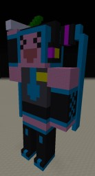 Hatsune Miku Minecraft Project