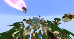 Minecraft Lobby / Hub [] 1.8 / 1.9 / 1.19 [] FREE DOWNLOAD! Minecraft