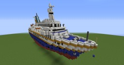 World Discoverer Minecraft Map & Project