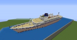 MTS Oceanos Minecraft Map & Project