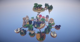 "SkyPvP-Map: ""NK"" Minecraft Map & Project"