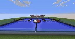 Pokemon Water Arena Minecraft Project